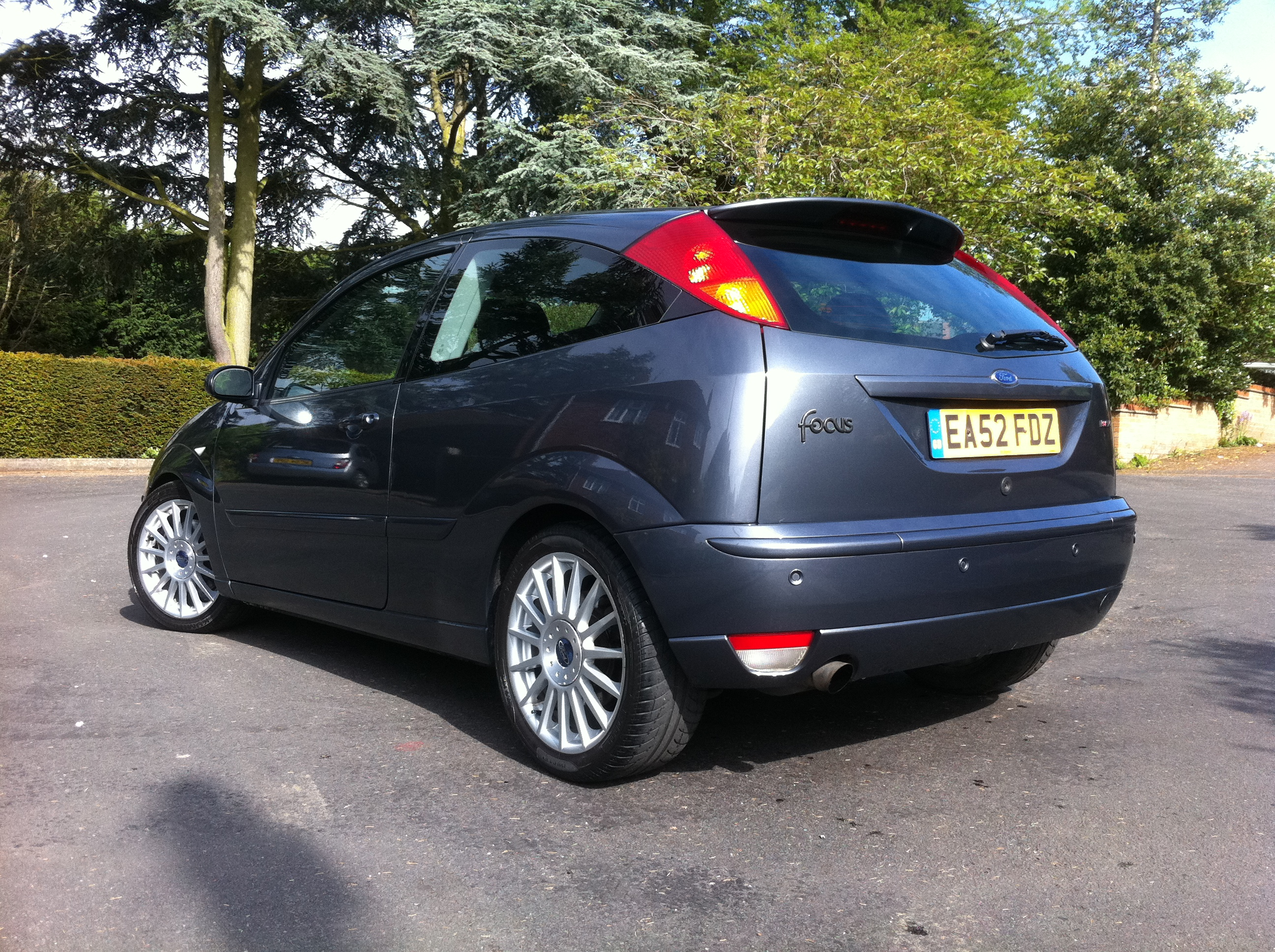 Ford Focus 2 0 St170 Grey Recaro Edition 3dr Hatchback