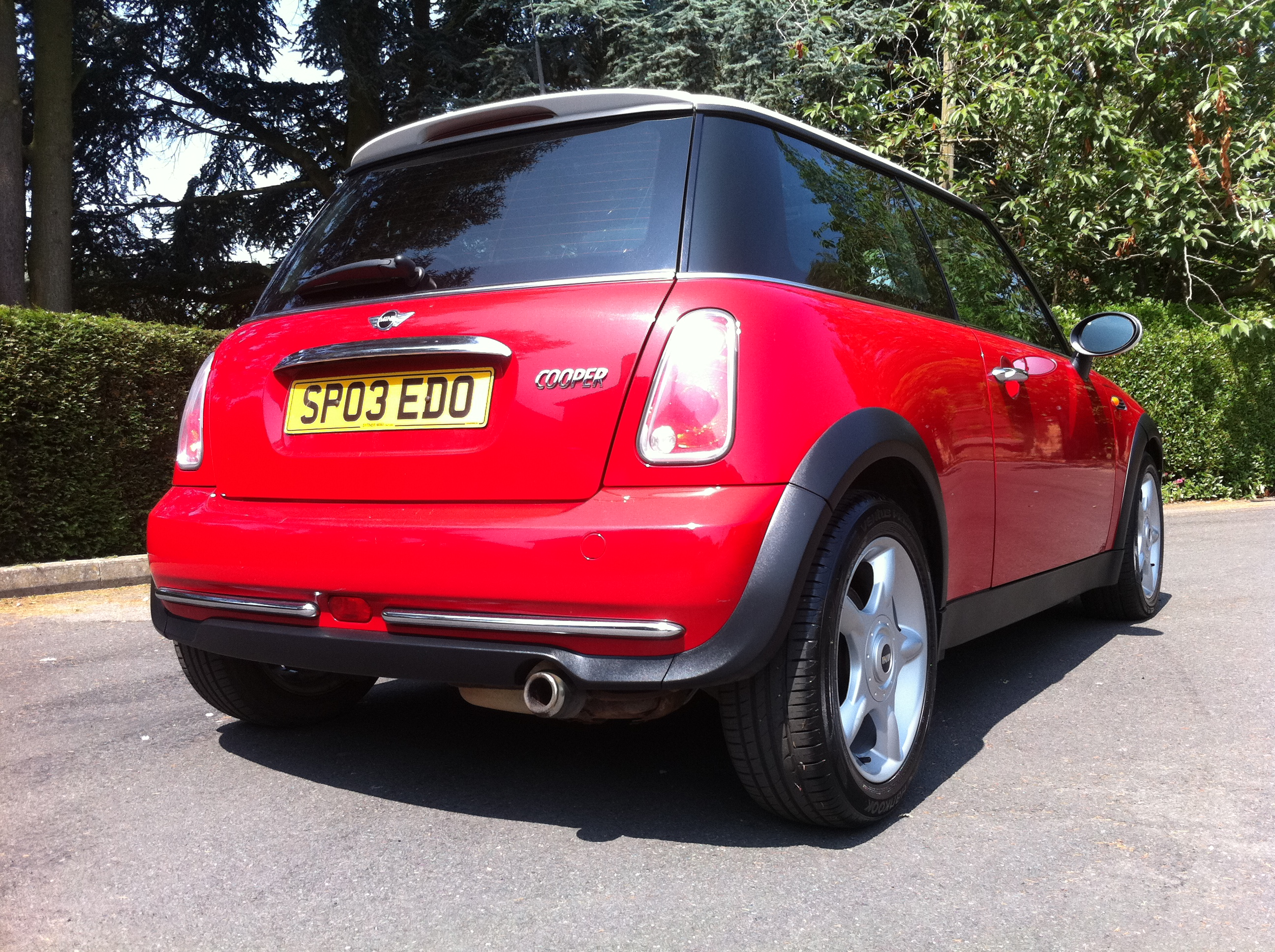 Mini Cooper 1 6 3dr Hatchback Full Mini History 2 Owners