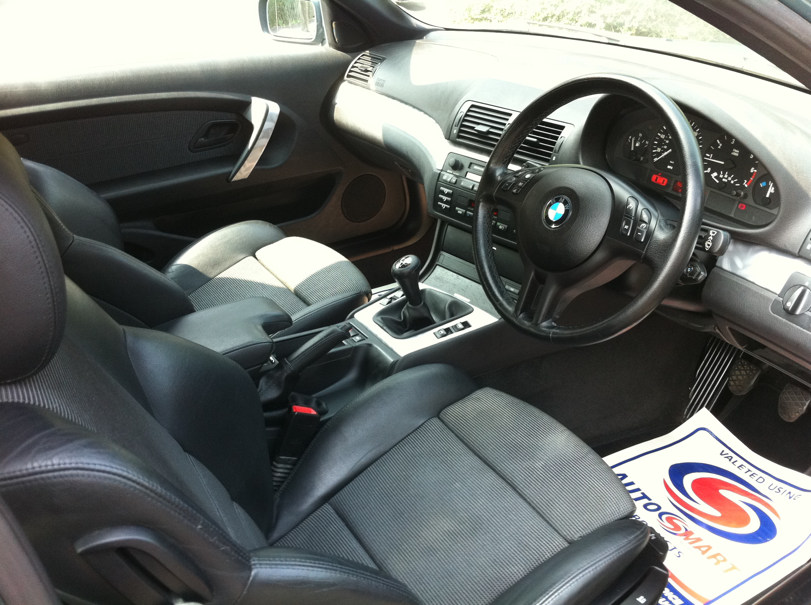 BMW 3 SERIES COMPACT 318TI SE 3DR 2.0 2 OWNERS / FBMWSH ...