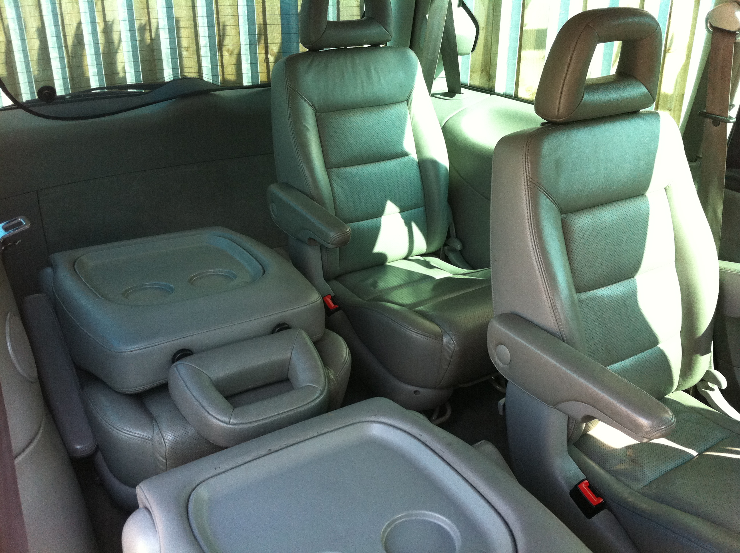 Air Conditioning Vents >> FORD GALAXY 1.9 TD GHIA 5DR [115 PS] FULL SERVICE HISTORY / 6 SEATS / DVD / FULL GREY LEATHER ...